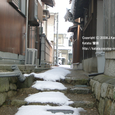2008.02.14up alley/路地003