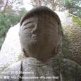 05 滋賀里(1) 崇福寺跡への山道にたたずむ 志賀の大仏(おぼとけ)
