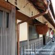 24-1 高島市勝野 (4-1) 造り酒屋、曳山の蔵、町割用水路の残る町並み