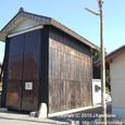 24-2 高島市勝野 (4-2) 造り酒屋、曳山の蔵、町割用水路の残る町並み