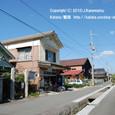 24-4 高島市勝野 (4-4) 造り酒屋、曳山の蔵、町割用水路の残る町並み