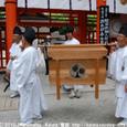 2010.05.15up<br/>献饌供御人行列(京都・下鴨神社) 2010年-2