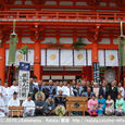 2010.05.15up<br/>献饌供御人行列(京都・下鴨神社) 2010年-3