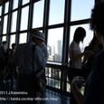 2011.08.10up<br/>2010年夏、東京にて(01-3) 東京タワー大展望台にて