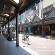 2011.08.18up<br/>2010年夏、東京にて(05-3) 月島西仲通り商店街の夏 3