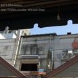 2011.08.18up<br/>2010年夏、東京にて(05-4) 月島西仲通り商店街の夏 4