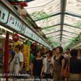 2011.08.26up<br/>2010年夏、東京にて(09-4) 昼の仲見世