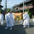 献饌供御人行列(04) 運ぶのは琵琶湖の鮒(ふな)