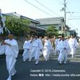 献饌供御人行列(05-01) 伊豆神社前を行く
