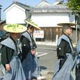 献饌供御人行列(10-02) 堅田町内巡行 ( 前編 )