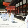 献饌供御人行列(22-01) 京都・下鴨神社巡行 ( 後編 )