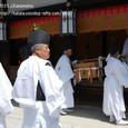 【葵祭前儀「献撰供御人行列」】 2011年度・京都下鴨神社編(3-1)