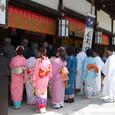 【葵祭前儀「献撰供御人行列」】 2011年度・京都下鴨神社編(3-3)