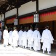 【葵祭前儀「献撰供御人行列」】 2011年度・京都下鴨神社編(3-4)
