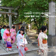 【葵祭前儀「献撰供御人行列」】 2011年度・堅田町内巡行編(1-5)