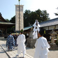 【葵祭前儀「献撰供御人行列」】 2011年度・堅田町内巡行編(2-6)
