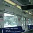 2008.02.02up Station/駅002 JR湖西線・雄琴駅(現・おごと温泉駅)(車内)