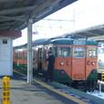 2010.02.11up Station/駅121 堅田駅87 JR113系(湘南色)