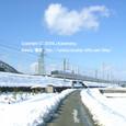 2009.02.19up Station/駅091 近江高島駅付近4 JR223系