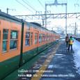 2009.02.25up Station/駅099 志賀駅4 JR113系(湘南色)