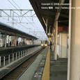 2009.03.29up 2008.05.04up Station/駅016 堅田駅12