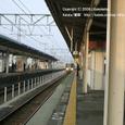 2008.05.04up Station/駅015 堅田駅11