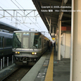 2008.05.04up Station/駅019 堅田駅15