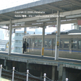 2008.06.28up Station/駅035 堅田駅29 JR113系