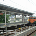 2008.08.04up Station/駅042 堅田駅36 JR113系(湘南色)