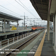 2008.08.04up Station/駅043 堅田駅37 JR113系(湘南色)