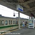 2008.08.06up Station/駅049 堅田駅43 JR117系(福知山色)