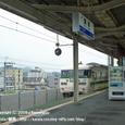 2008.08.06up Station/駅050 堅田駅44 JR117系(福知山色)