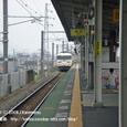 2008.08.06up Station/駅051 堅田駅45 JR117系(福知山色)