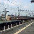 2008.09.05up 2010.12.20up Station/駅058 堅田駅52 特急雷鳥