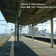2008.09.18up Station/駅059 堅田駅53