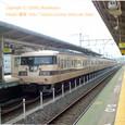 2008.11.19up Station/駅074 堅田駅68 JR117系