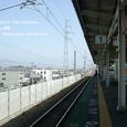 2008.05.22up Station/駅024 堅田駅18