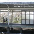 092 2010.04.16up Station/駅125 堅田駅の葉桜