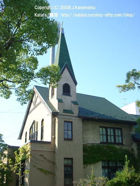 ヴォーリズ堅田教会