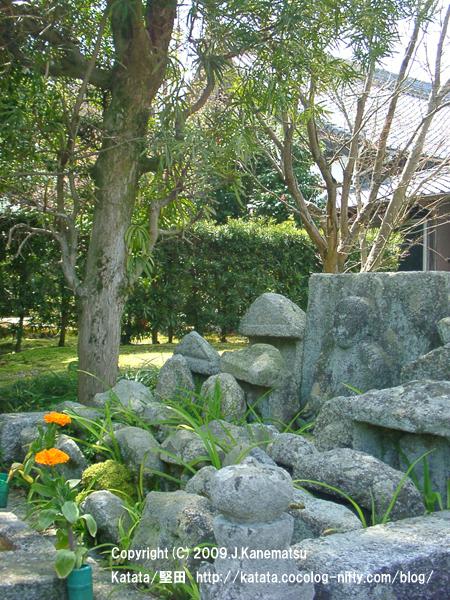 祥瑞寺の石仏