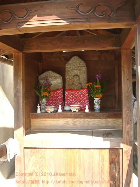 神田神社前の地蔵堂2