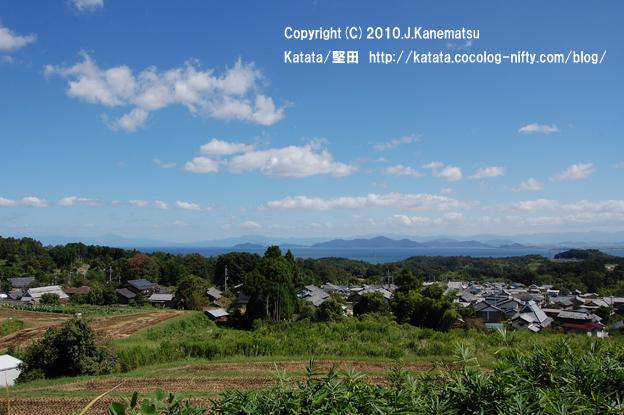 湖西の里山・栗原と、琵琶湖