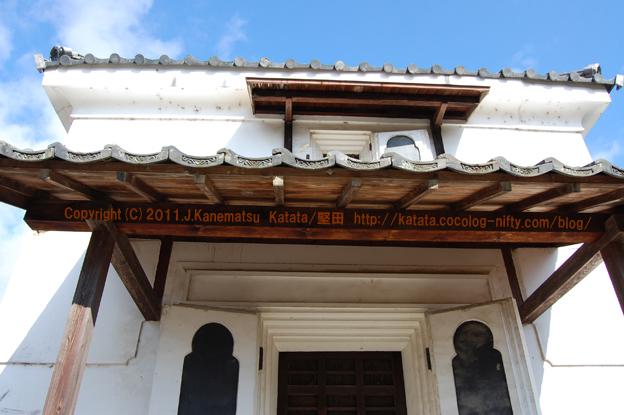 本福寺の蔵