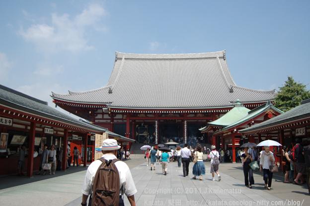 浅草寺本堂1