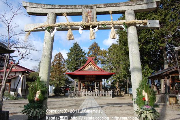正月の神田神社
