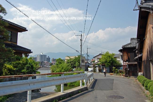 琵琶湖のラグーン(潟湖)、堅田内湖-7