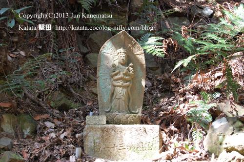 逢坂越(大関越)で出会った石仏22