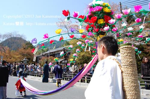 山王祭・花渡り式-1