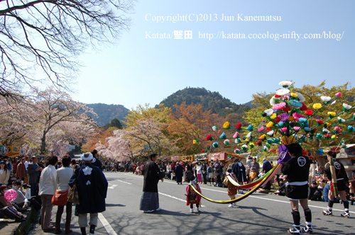 山王祭・花渡り式-4