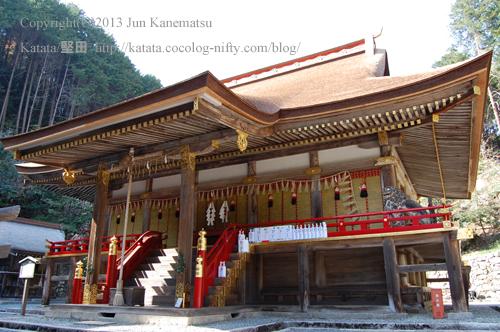 日吉大社東本宮本殿